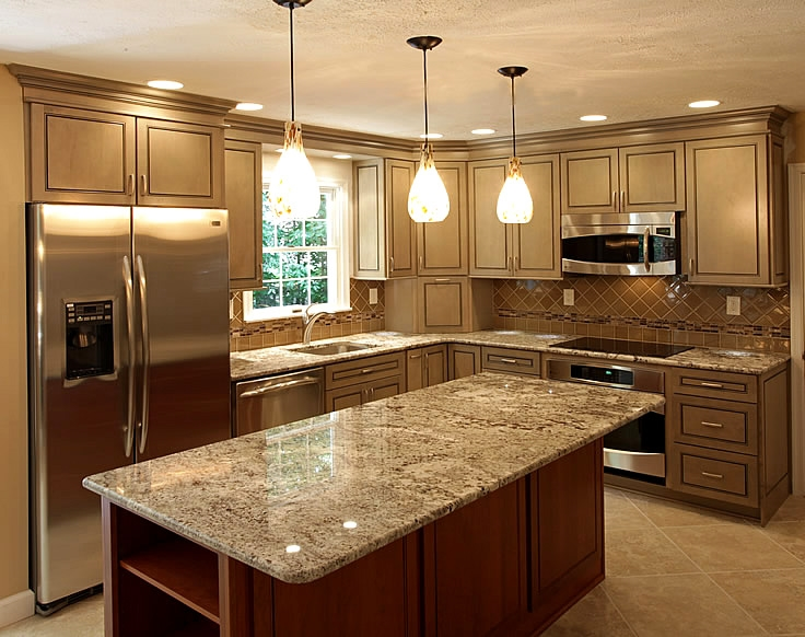 Kitchen Remodeling in Long Island, NY - Cabinets & Countertops